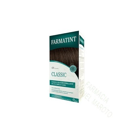 FARMATINT 4N CASTAÑO NATURAL