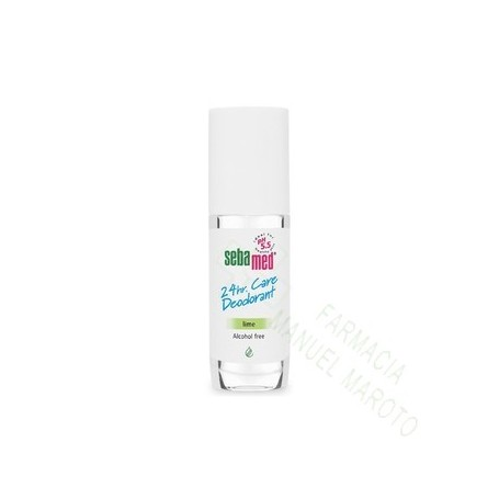 SEBAMED DESODORANTE 24 H ROLL-ON 50 M