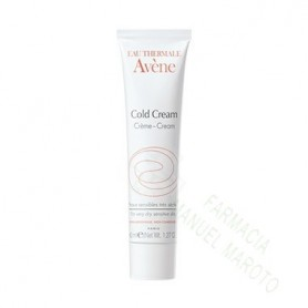 AVENE CREMA COLD CREAM 40 ML