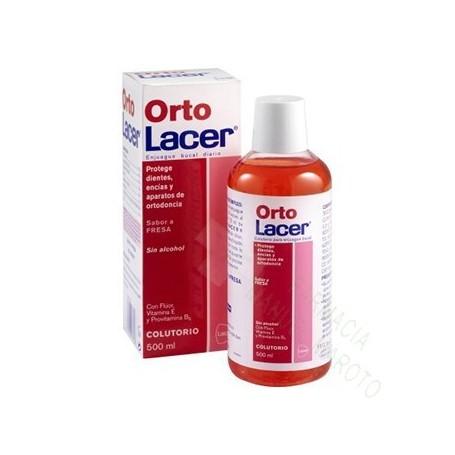 ORTOLACER FRESA 500 ML