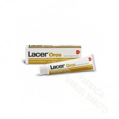 LACER OROS PASTA DENTAL 75ML