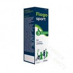 FLOGO SPORT RECUPERACION GEL EFECTO ANTIFATIGA 100 ML