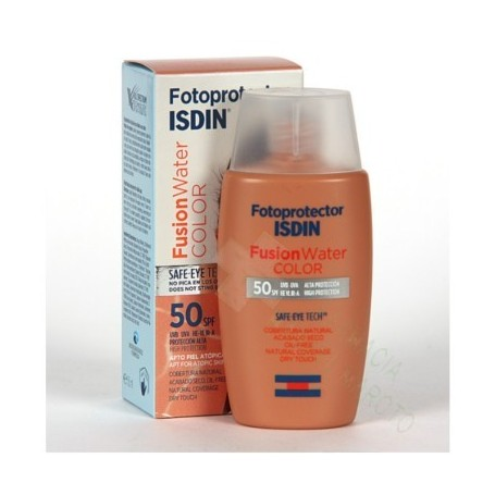 ISDIN FOTOP ISDIN FUSION WATER COLOR SPF50+ 50