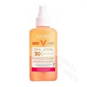 VICHY SOLAR SPF30 AGUA PROTECCION ANTIOXIDANTE 200 ML
