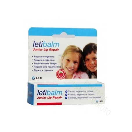 LETIBALM JUNIOR LIP REPAIR FRESA 10 ML