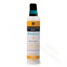 HELIOCARE 360 PEDIATRIC ATOPIC SIN ALCOHOL SPRAY 200 ML