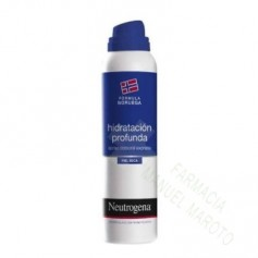 NEUTROGENA SPRAY CORPORAL AZUL 200 ML