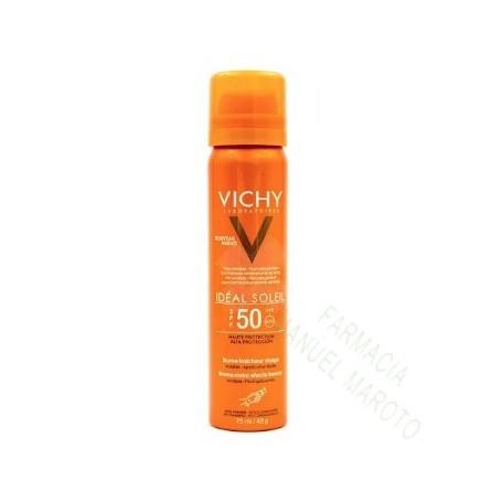 VICHY SOLAR BRUMA SPF50+ ROSTRO 75 ML