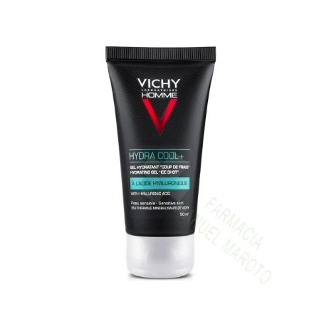VICHY HOMME HYDRA COOL+ GEL HIDRATANTE 40 ML