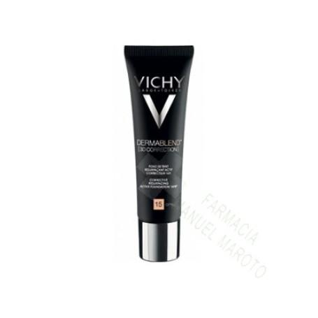 VICHY DERMABLEND 3D N.55 OIL FREE