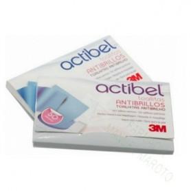 ACTIBEL TOALLITAS ANTIBRILLOS 50 UDS