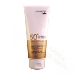 CUMLAUDE LAB: SUNLAUDE SPF 50+ GEL CREMA 50 ML