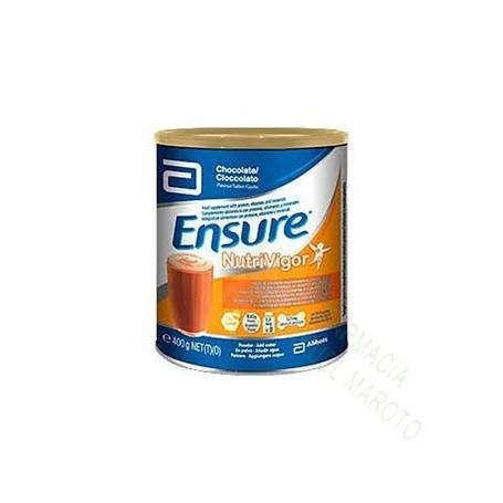 ENSURE NUTRIVIGOR CHOCOLATE 400GRS