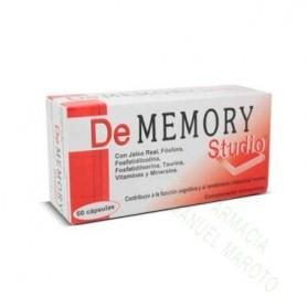 DE MEMORY STUDIO 60 CAPS