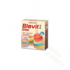BLEVIT PLUS SIN GLUTEN PARA BIBERON 600 GRS