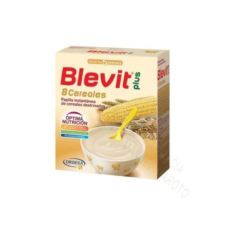 BLEVIT PLUS 8 CEREALES BIFIDUS