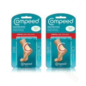 COMPEED AMPOLLAS T-MEDIA 10 U