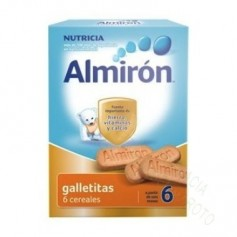 ALMIRON GALLETITAS ADVANCE 6 CEREALES 180 G