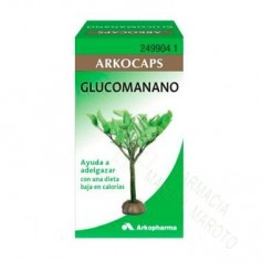 ARKOCAPS GLUCOMANANO 80 CAPS