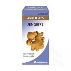 ARKOCAPSULAS JENGIBRE 50 CAPS