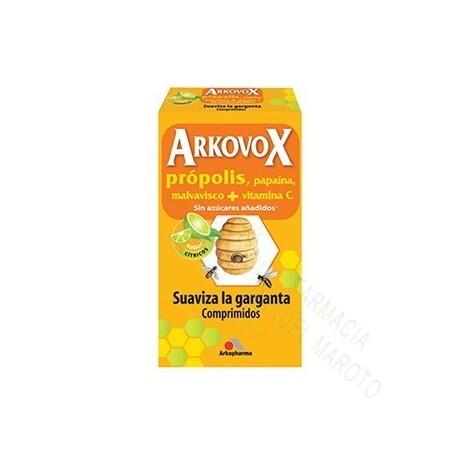 ARKOVOX PROPOLIS+VIT.C 24 COMP CITRICOS