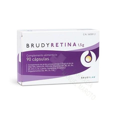 BRUDY RETINA 90 CAPSULAS