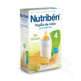 NUTRIBEN PAPILLA INICIO BIBERON 600 G