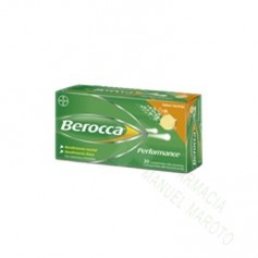 BEROCCA PERFORMANCE NARANJA 30 COMP EFERVES