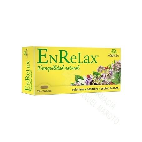 ENRELAX CAPSULAS 48 CAPS