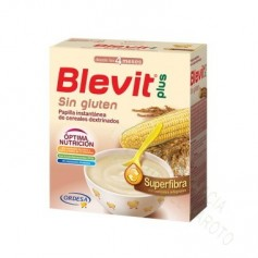 BLEVIT PLUS SUPERFIBRA SIN GLUTEN 600 GRS