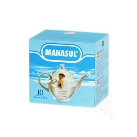 MANASUL TE 10 BOLSITAS