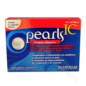 PEARLS IC CUIDADO INTENS 30 CAP