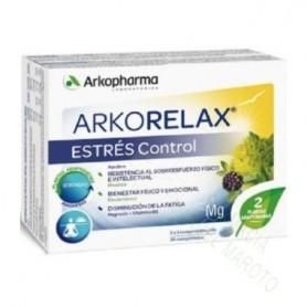 ARKORELAX ESTRES 30 CAPSULAS
