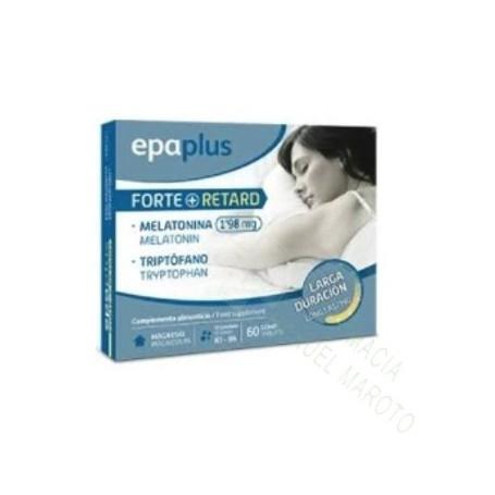 EPAPLUS MELATONINA C/ TRIPTOFANO 60 COMP(1/DIA)