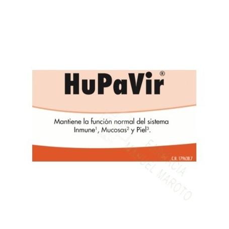 HUPAVIR 20 SOBRES 6 G