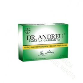 PASTILLAS DR ANDREU 24 U