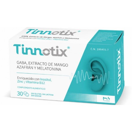 TINNOTIX 30 COMPRIMIDOS