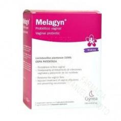 MELAGYN PROBIOTICO VAGINAL 7 COMPRIMIDOS