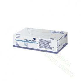 GUANTES PEHA-SOFT NITRILO T/M 100U