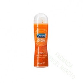 DUREX PLAY LUBRICAN CALOR 50ML