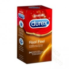 PROFIL DUREX REAL FEEL 12 U