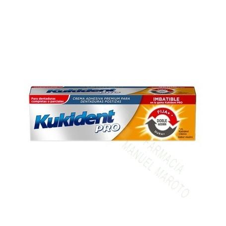 KUKIDENT DOBLE ACCION 40 GRS