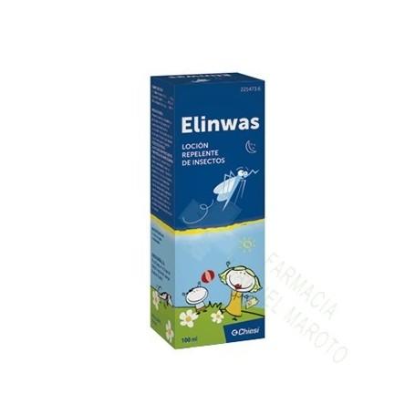 ELINWAS REPELENTE INSECTOS SPRAY 100 ML