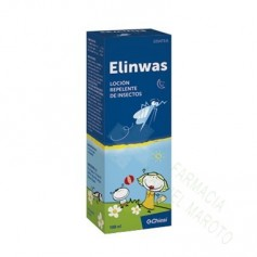 ELINWAS REPELENTE INSECTOS SPRAY 100 ML