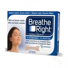 TIRA NASAL BREATHE RIGHT 30PQ