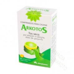ARKOTOS LIMON 24 COMP TOS SECA