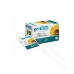 GRINTUSS ADULT CON POLIRESIN 20 COMPRIMIDOS