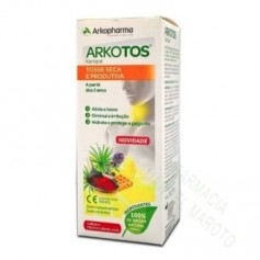 ARKOTOS TOS SECA Y PRODUCTIVA 140 ML