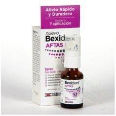 BEXIDENT AFTAS SPRAY HIALURONICO 15ML
