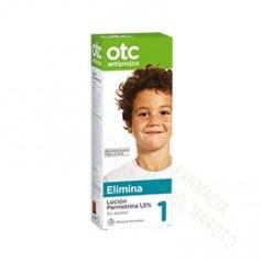 OTC antipiojos locion 125 ml